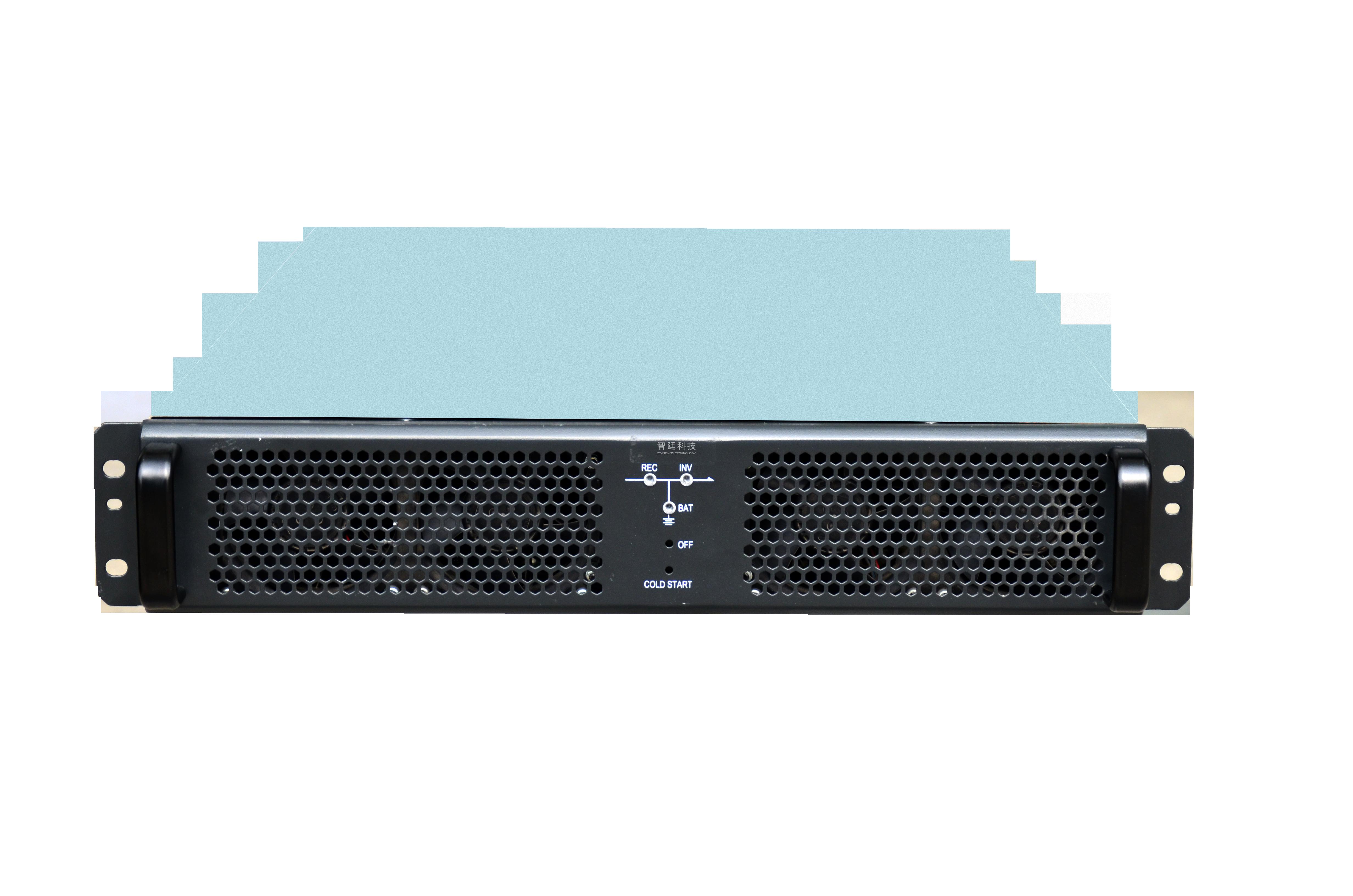 ZT-RM系列 25-200kVA機架式模塊化UPS